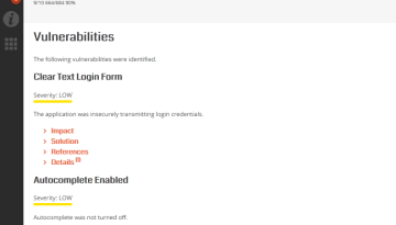 Find Vulnerabilities in WordPress blogs with WPScanner