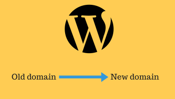 How to move wordpress to new domain without Losing Organic Ranking