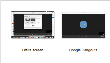 Screenshare YouTube