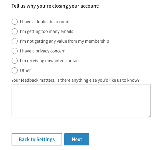 How to Delete Your LinkedIn Account