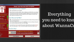 Everything you need to know about WannaCry Ransomware Attack