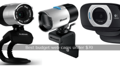 Best Budget Webcams for Under $70