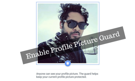 How to Enable Profile Picture Guard