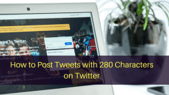 How to Enable 280 Characters Tweet Right Now
