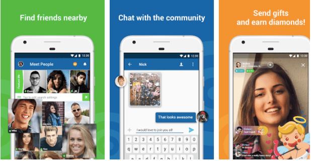 Skout dating app