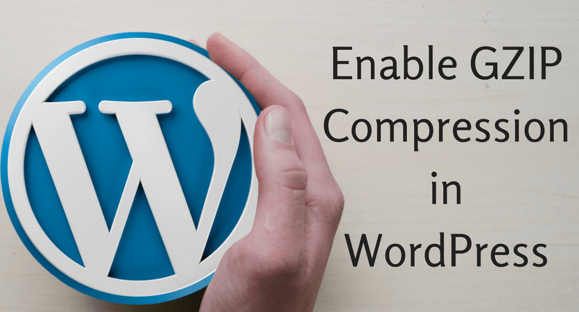 Enable GZIP Compression in WordPress