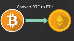 How To Convert Bitcoin (BTC) To Ethereum (ETH)