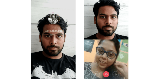 Instagram video call