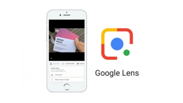 Use Google Lens iPhone