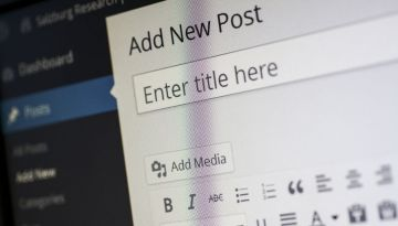 How to link a post to an external URL in WordPress