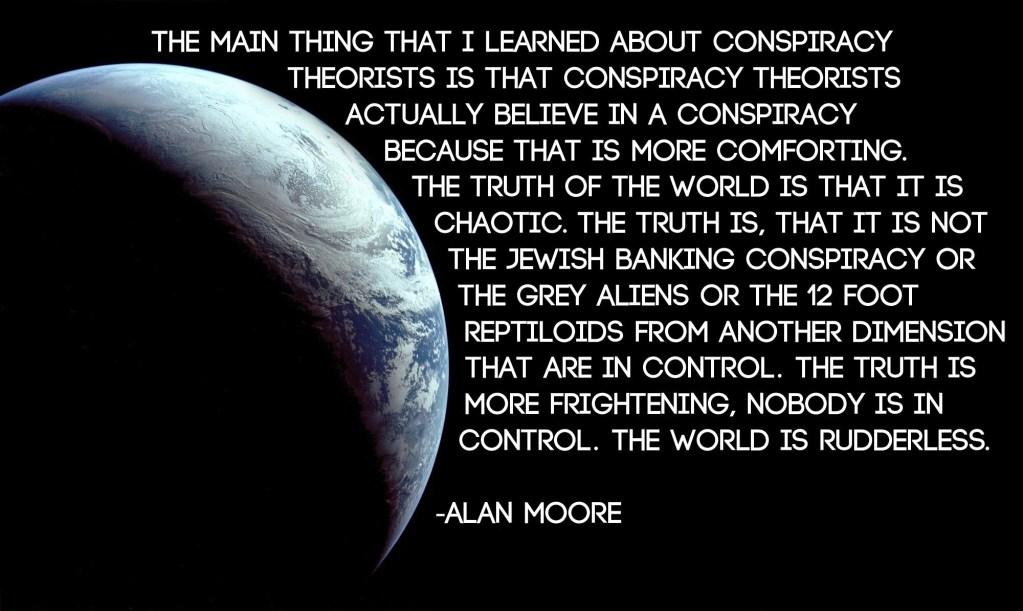 Alan Moore Conspiracy