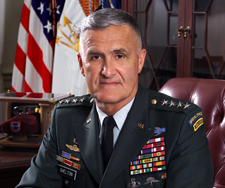 GENERAL HENRY HUGH SHELTON, USA (RET.)