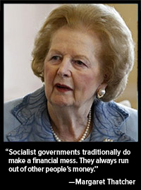 Thatcher-Socialism-Quote