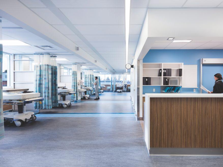 mars healthcare high nrc acoustical