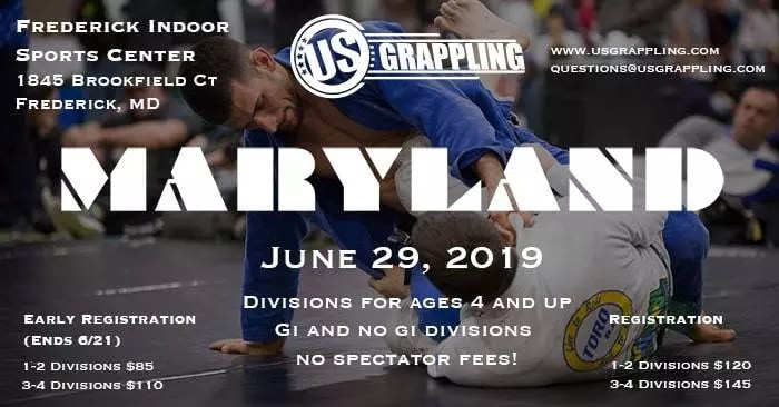 US Grappling Maryland - US Grappling