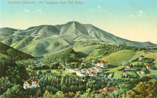 Penny Postcards From Marin County California