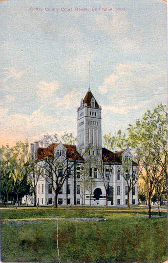 Penny Postcards From Coffey County Kansas