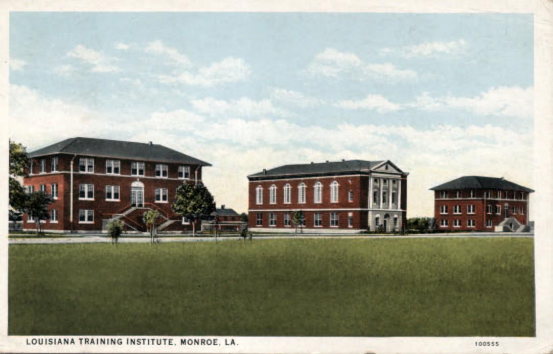 """Image result for """"Monroe, LA postcard"""""""