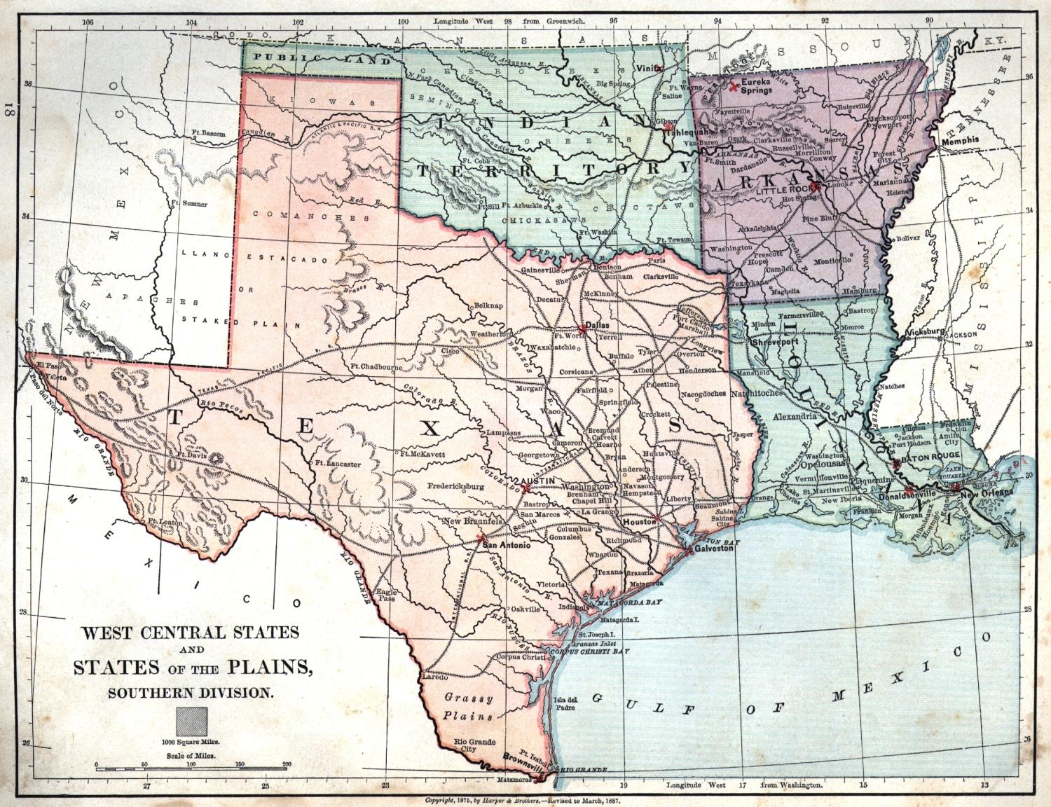 Statewide Resources Texas Maps And Gazetteers
