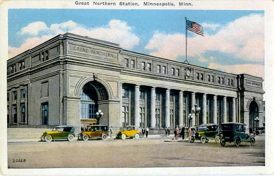 Penny Postcards From Hennepin County Minnesota