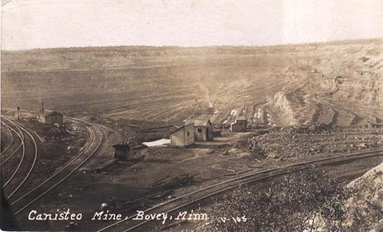 Penny Postcards From Itasca County Minnesota
