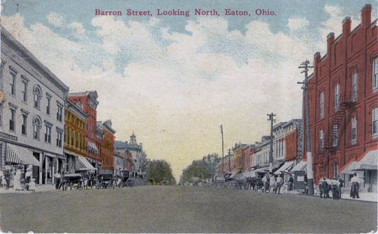 Penny Postcards From Preble County Ohio