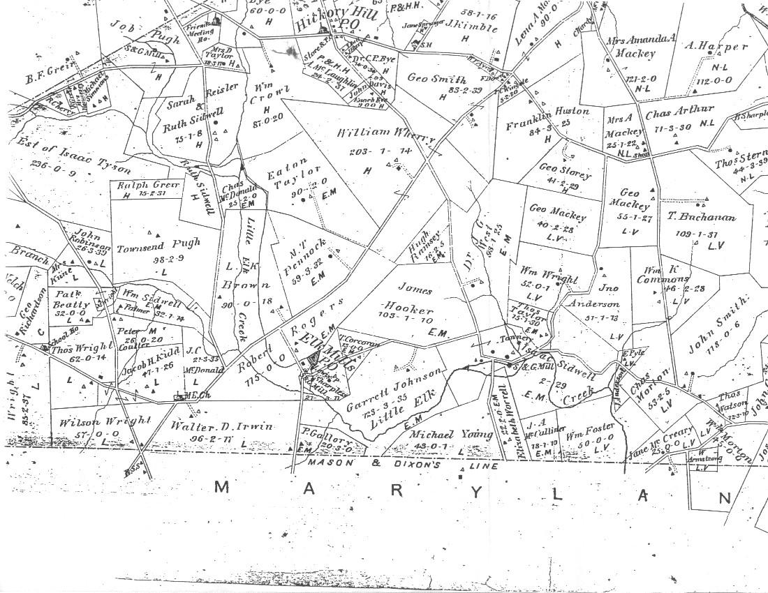 Township Map Uwchlan