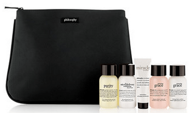 Philosophy gift with purchase - 6 pcs with $35 purchase | Gift ...