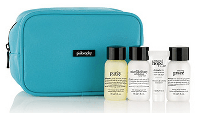 Philosophy gift with purchase - 6 pcs with $50 purchase | Gift ...