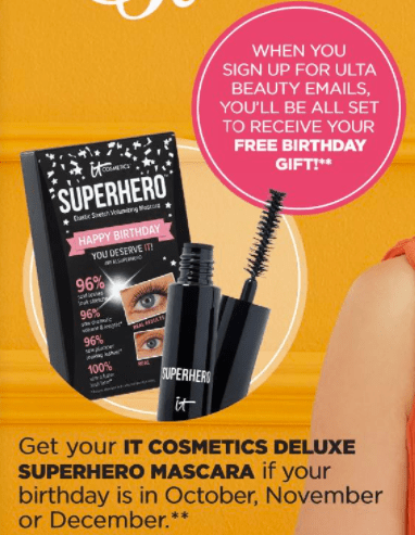 Ulta: 20% off one item+ Gorgeous Hair Event + Free Ulta Birthday ...