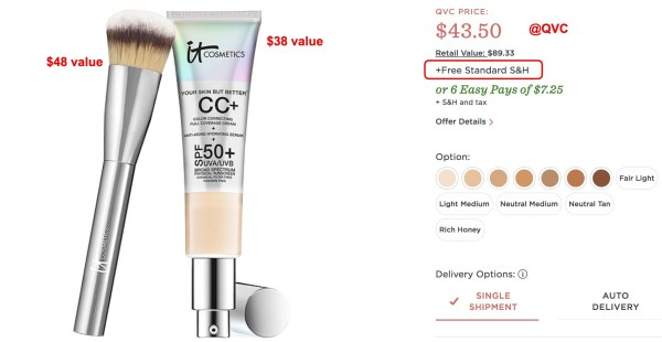 It Cosmetics Archives Gift With Purchase