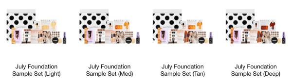 Sephora gift with purchase update 9/9 - 1 new codes + MORE