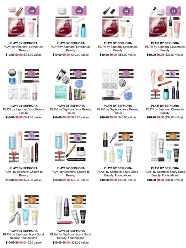 780c4f64bd Sephora gift with purchase update 7/2 - 1 new code + MORE - Gift ...