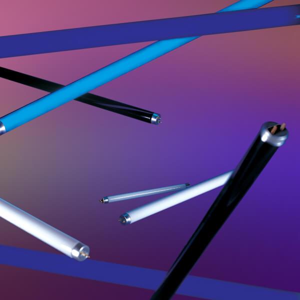 Blacklight Blue Specialty Fluorescent