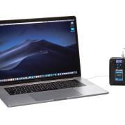 NANO with laptop