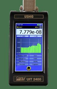 UIT2400 Handheld Light Meter for 222nm