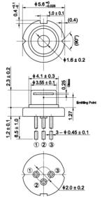 HL40093MG Outline