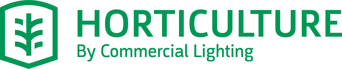 Horticulture by Commercial Lighting Logo