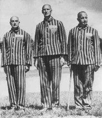 Resultado de imagen de uniforme campos de concentracion