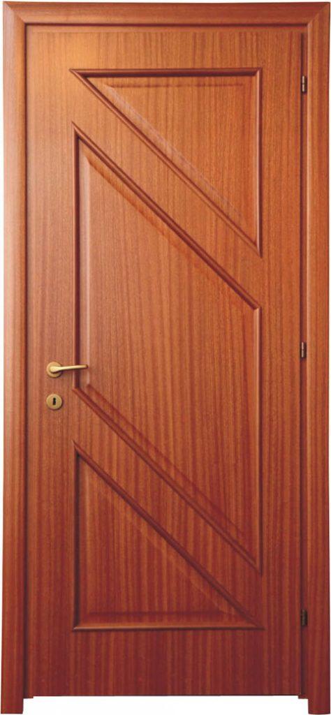 Usa de interior din lemn model A71
