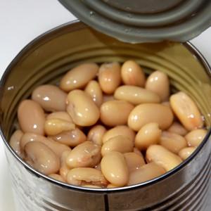 Фасоль белая консервированная (в собственном соку) оптом цена – купить фасоль белую консервированная (в собственном соку) оптом