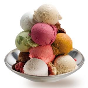 Мороженое Джелатто
