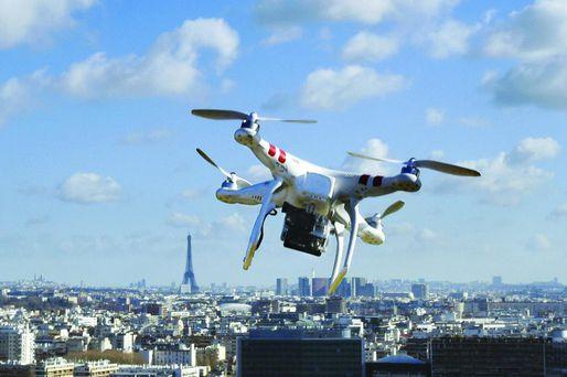 Guerre numérique contre les drones