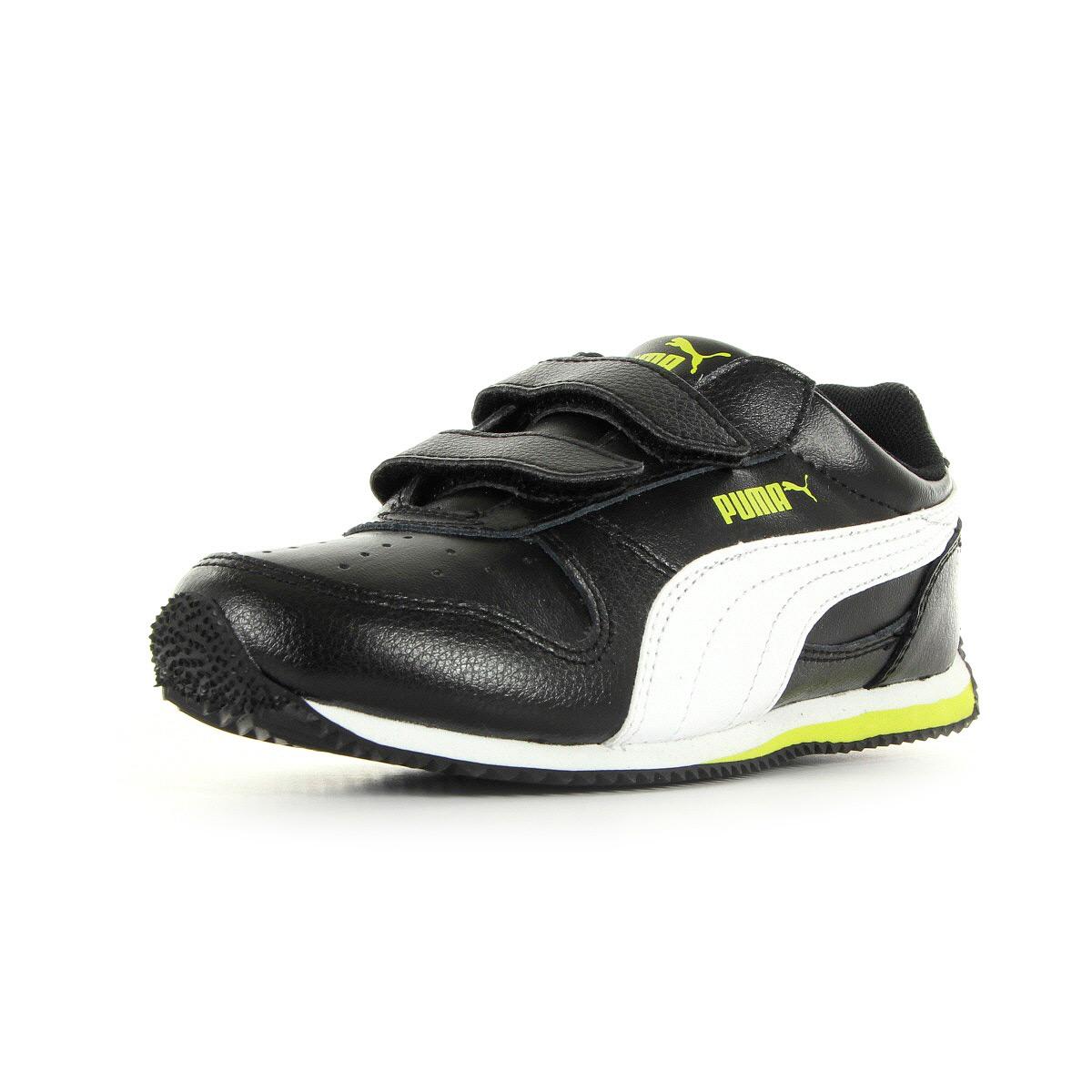 Chaussures Puma Fille Noir