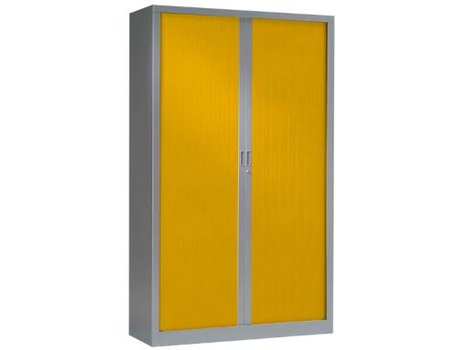 armoires en metal jaune achat