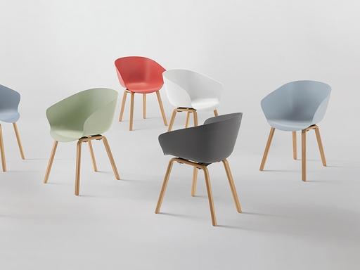 chaises d accueil rouge achat chaises
