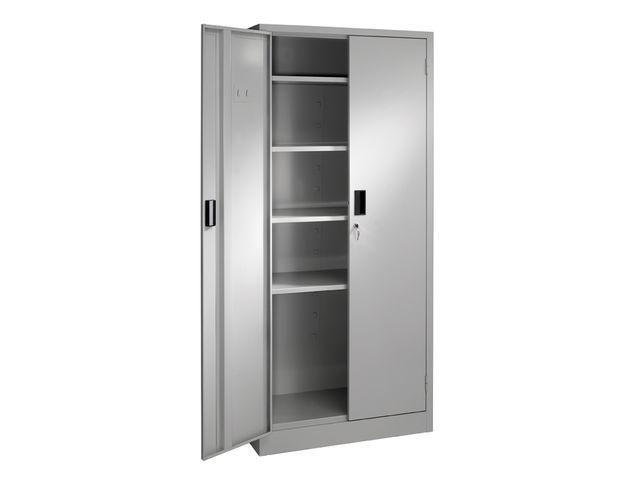 armoire metallique pas cher presta 5 niveaux l 80xp 40xh 180 cm de la marque setam