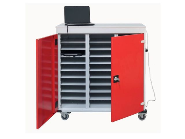 armoire mobile pour ordinateurs portables
