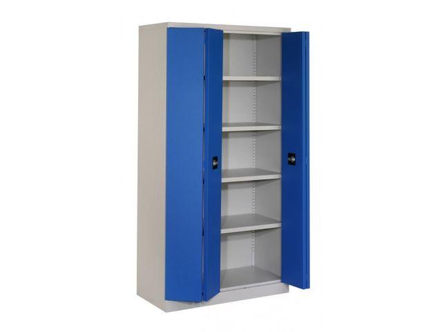 armoire garage metallique 5 niveaux l