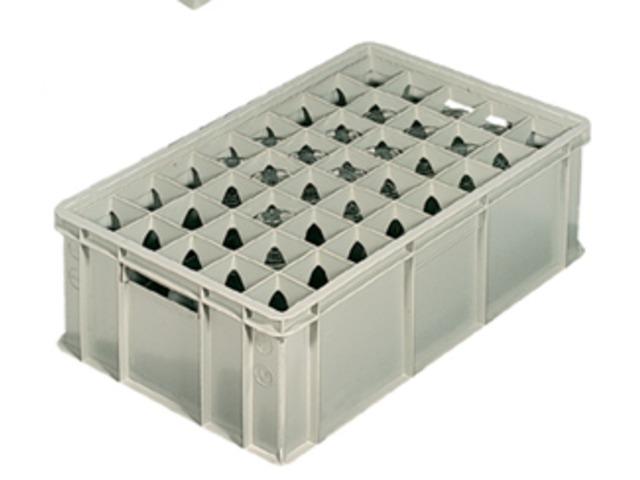 Bac De Rangement De Stockage Et De Transport Pour Verres Et Carafes Contact Aude Plastique